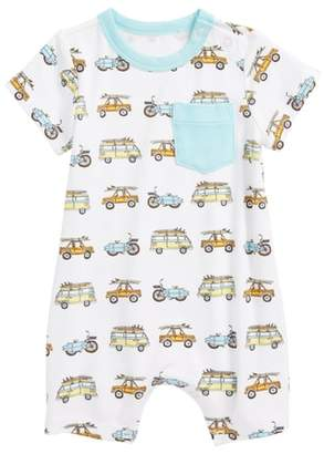 Coco Moon Surf Mobiles Romper