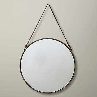 John Lewis & Partners Ronda Round Hanging Mirror, Dia.38cm