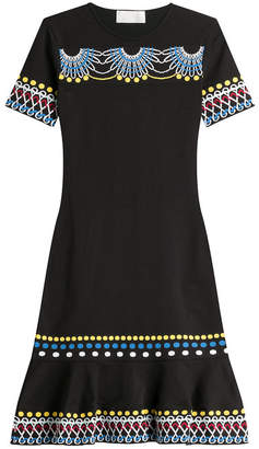 Peter Pilotto Intarsia Knit Dress