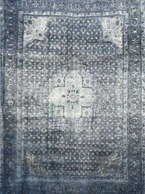 nuLoom Kellum Patterned Shag Area Rug