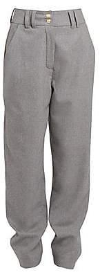 Balmain Women's High-Rise Pants