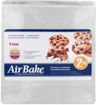 T-Fal Air Bake Large Cookie Sheets - 2 PC, 2.0 PIECE(S)