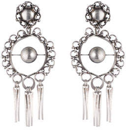 Dannijo Ash Statement Earrings