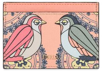 Furla Babylon Saffiano Leather Card Case