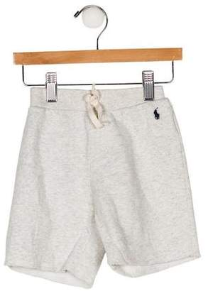 Polo Ralph Lauren Boys' Embroidered Knee-Length Shorts