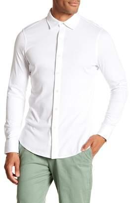 Raffi Button Front Shirt