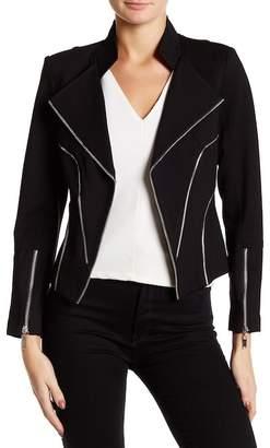 Insight Zipper Trim Jacket