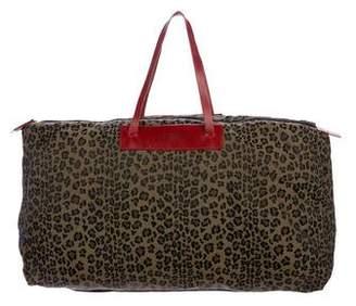 Fendi Nylon Handle Bag