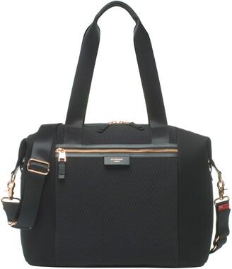 Storksak Stevie Lux Diaper Bag