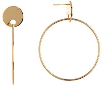 Jules Smith Designs Imogen Hoop Earrings