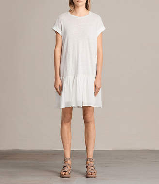 AllSaints Jody Jersey Dress