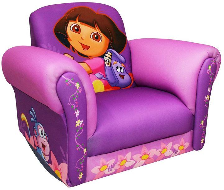 Harmony Kids Dora the explorer rocking chair