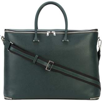 Valextra structured holdall
