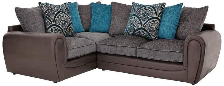 Gatsby Left Hand Double Arm Corner Group Sofa