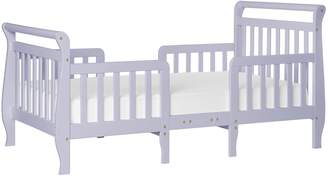 Dream On Me Emma 3-In-1 Convertible Toddler Bed, Lavender Ice