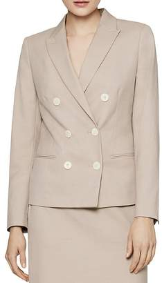 Reiss Maddox Double-Breasted Blazer