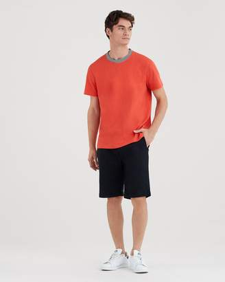 7 For All Mankind Total Twill Chino Short in Deep Sea