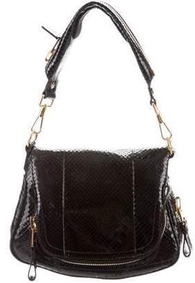Tom Ford Python Medium Jennifer Bag