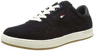 Tommy Hilfiger Men's H2285oxton 2b Low-Top Sneakers,9 UK