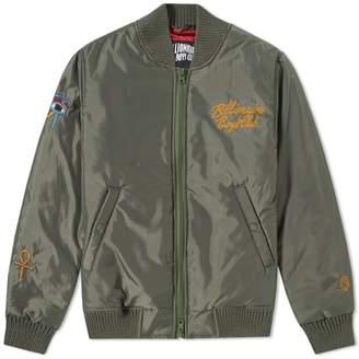 Billionaire Boys Club Souvenir Bomber Jacket