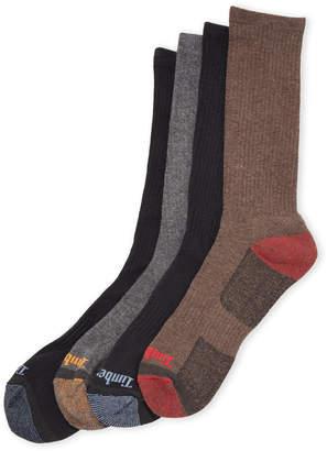 Timberland 4-Pack Crew Socks