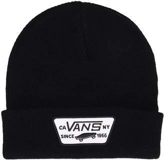 Vans Black Wool Hat