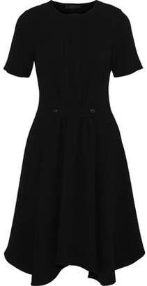 Belstaff Flared Stretch-Crepe Dress