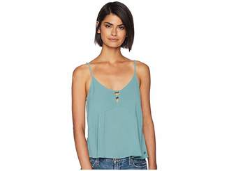 Roxy Shifting Sky Woven Tank Top