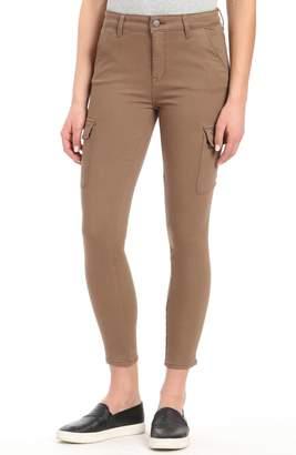 Mavi Jeans Arina Crop Khaki Twill Pants