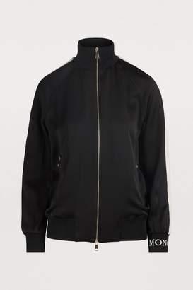 Moncler Zippered sweatshirt
