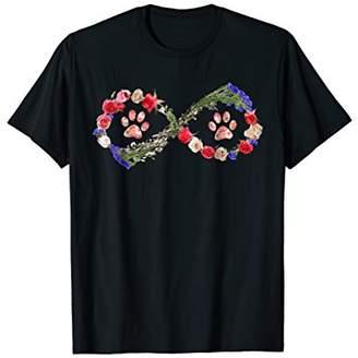 Love Dog Forever T-shirt Pretty Women Gift shirt