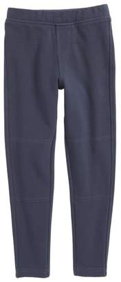 Tea Collection Ribbed Moto Pant