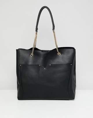 Pimkie Chain Detail Shopper Bag