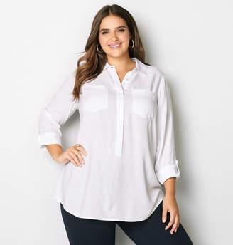 Avenue Pocket Tunic Shirt