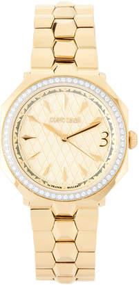 Roberto Cavalli RV1L024M0076 Gold-Tone Watch