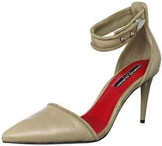 Charles Jourdan Women's Honor Ankle Strap Pump