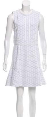 Marc by Marc Jacobs Eyelet Mini Dress