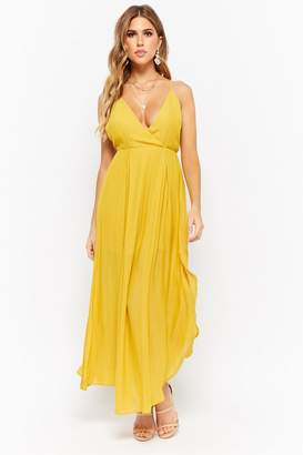 Forever 21 Surplice Maxi Dress