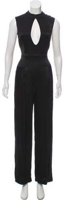 Rachel Antonoff High-Rise Flared Jumpsuit w/ Tags