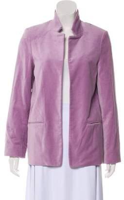 Zadig & Voltaire Velvet Structured Jacket w/ Tags