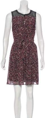 Mcginn Printed Sleeveless Dress