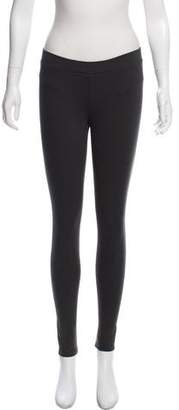 Vince Elasticized Knit Leggings