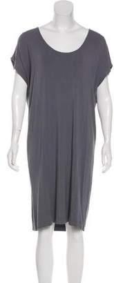 White + Warren Knee-Length Oversize Dress
