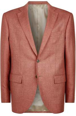 Harrods Textured Flap Pocket Jacket