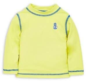 Little Me Baby Boy's Rash Guard Shirt