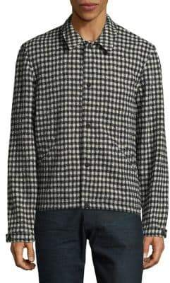 Markus Lupfer Long Sleeve Shirt Jacket