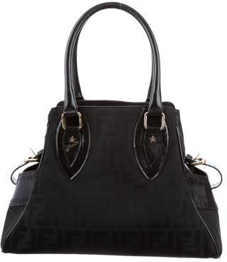 FendiFendi Zucca Handle Bag