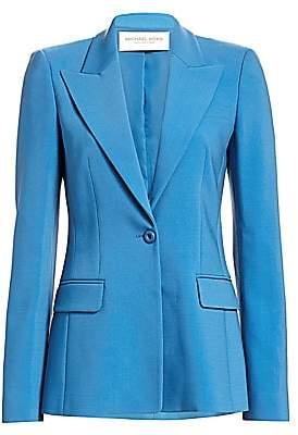 Michael Kors Women's One Button Blazer