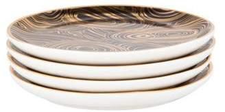 Jonathan Adler Set of 4 Malachite Coasters