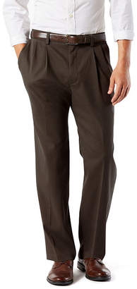 Dockers Easy Khaki Classic Fit Pleated Pants